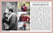 Adirondack Weddings Engagement Announcement