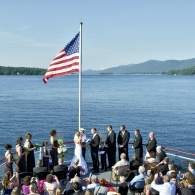 The Lake George Steamboat Company | Adirondack Weddings Magazine