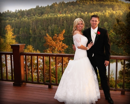 Adirondack Weddings Magazine | The Lodge on Echo Lake| Photo by Haynes Photography
