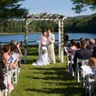 Adirondack Weddings Magazine | The Lodge on Echo Lake