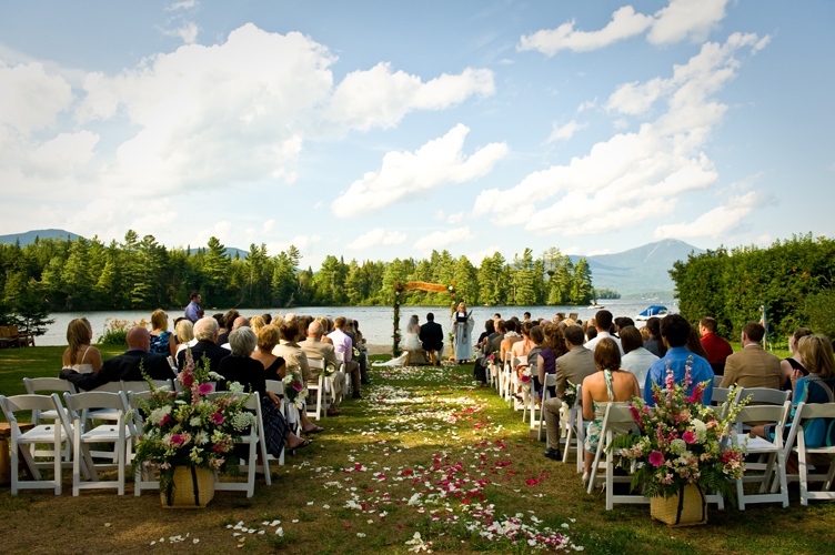 Adirondack Wedding Vendor | The Whiteface Lodge
