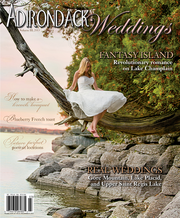 Adirondack Weddings Volume Three