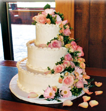Delectables Wedding Cakes