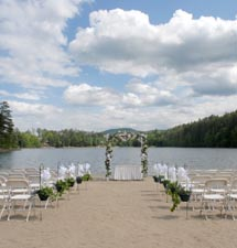 The Lodge on Echo Lake Wedding Venue