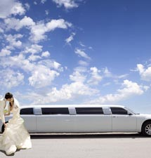 Ground Force 1 Wedding Limo Service