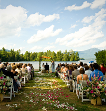 The Whiteface Lodge Wedding Venue