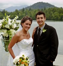 High Peaks  Resort Wedding Venue