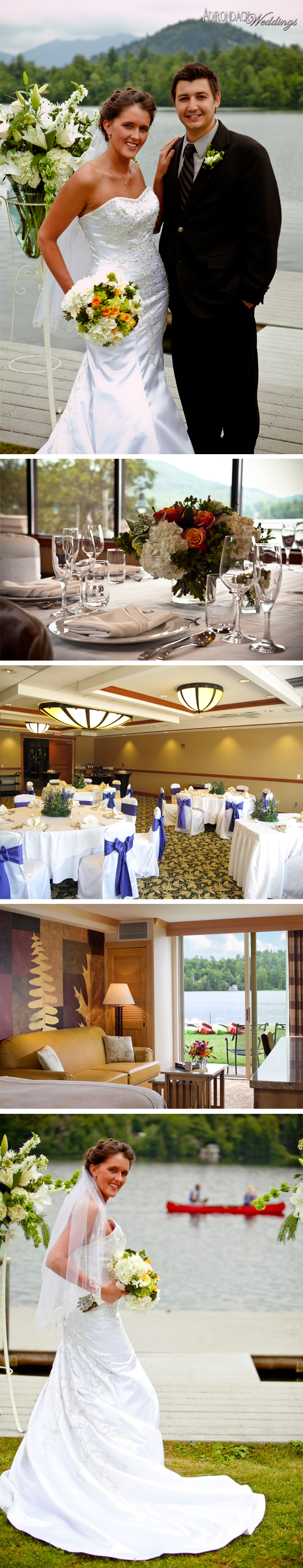 High Peak Resort | Lake Placid | Adirondack Weddings Magazine