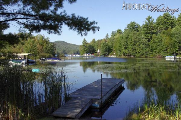 Summer in the Adirondacks | Loon Lake | Adirondack Weddings Magazine