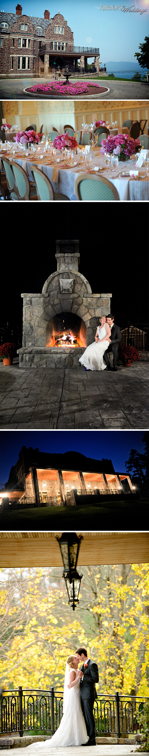 The Inn at Erlowest | Adirondack Weddings Magazine