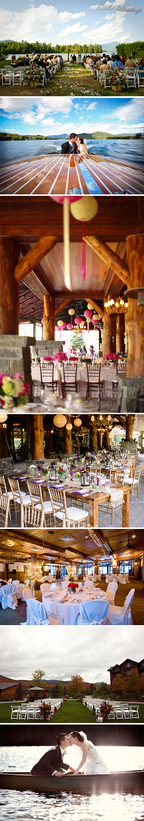 The Whiteface Lodge | Adirondack Weddings Magazine