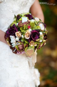 bouquet close up