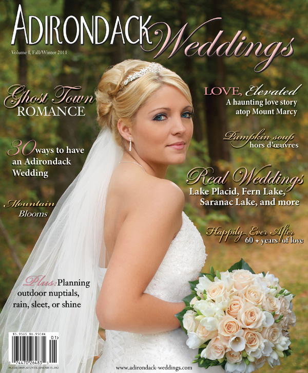 Volume One | Adirondack Weddings Magazine