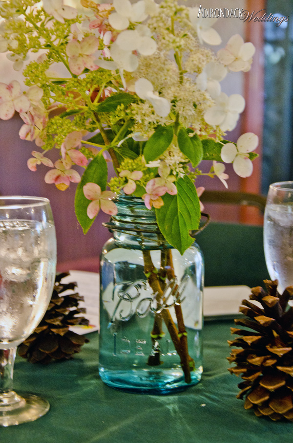 Wildflowers by Adirondack Weddings Magazine