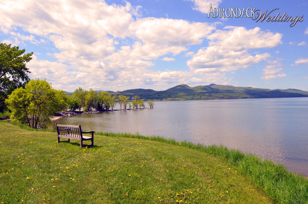 Crown Point Ruins at Lake Champlain | Adirondack Weddings Magazine