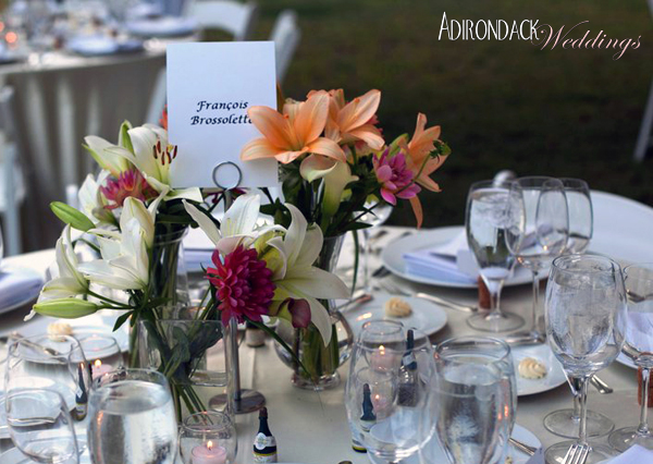 JM Calligraphy | Adirondack Weddings Magazine