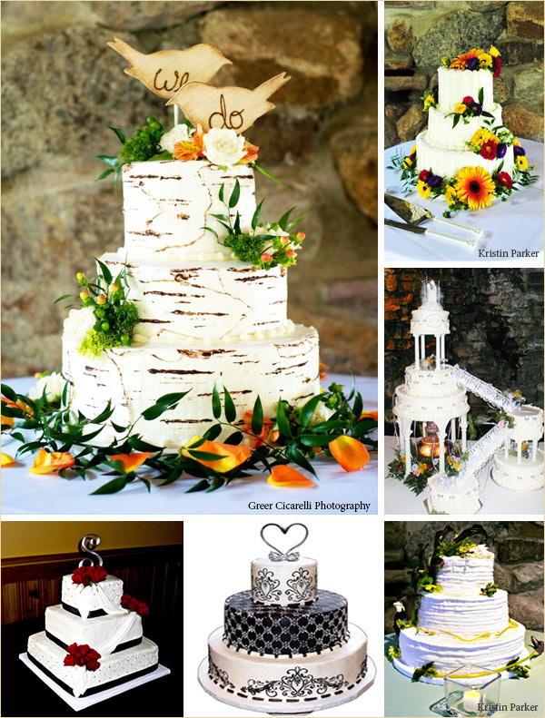 Adirondack Delectables | Adirondack Weddings Magazine | Wedding Cake Bakery