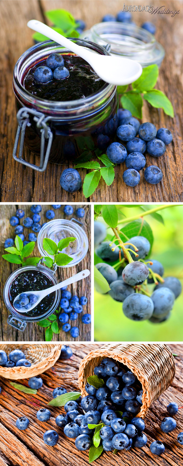Adirondack Blueberry Jam | Adirondack Weddings Magazine