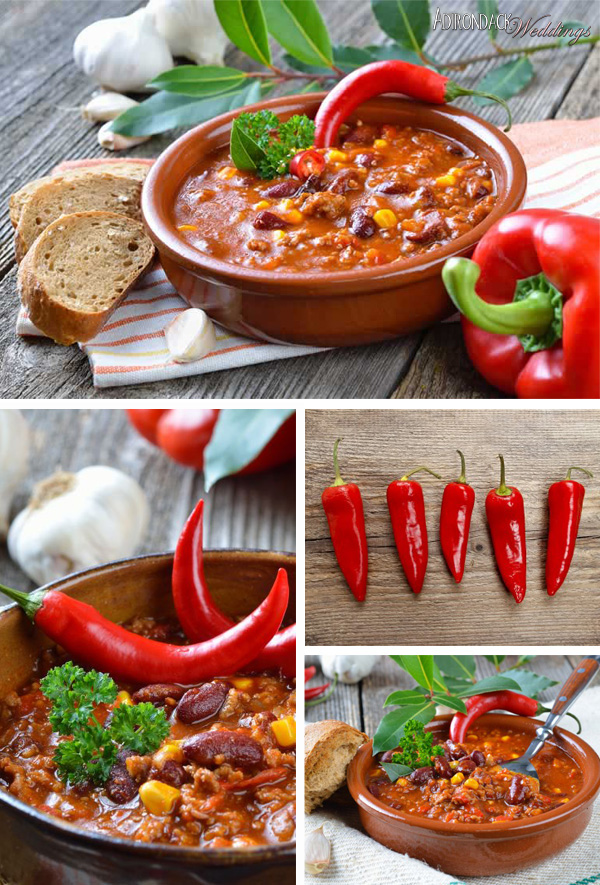 Homemade Chili | Adirondack Weddings Magazine