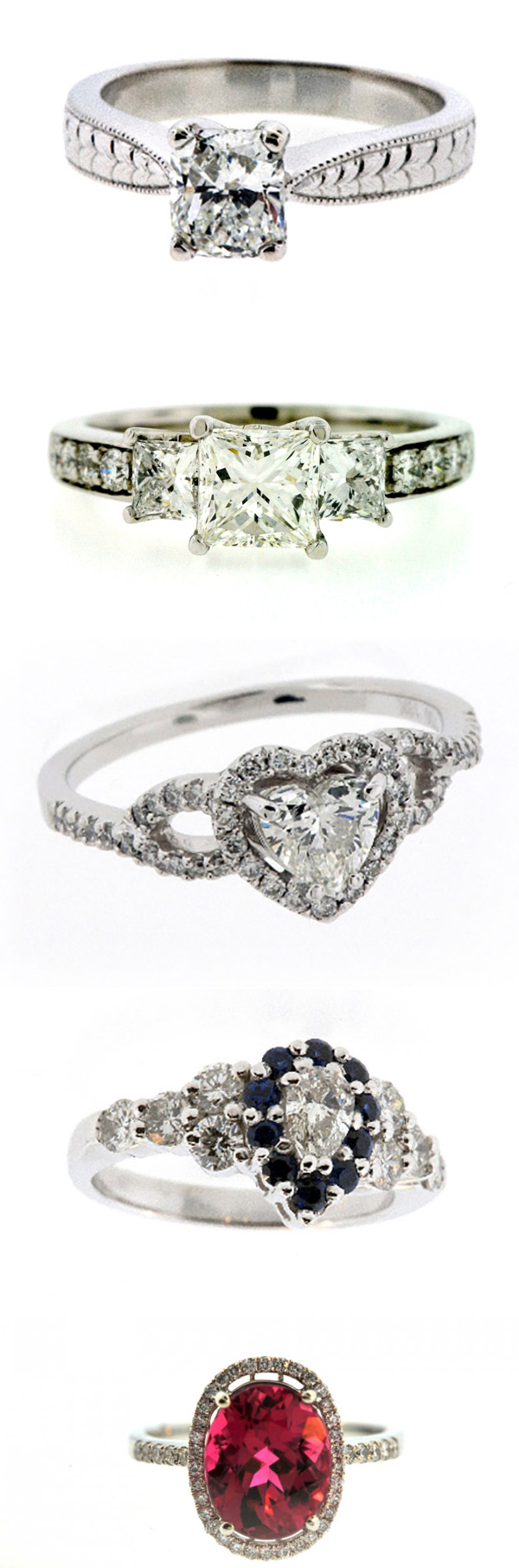 vendor spotlight kneucraft fine jewelry and design