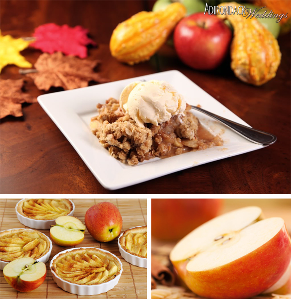 Apple Crisp | Adirondack Weddings Magazine