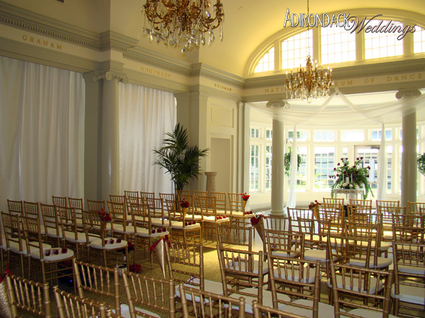National Museum of Dance | Adirondack Weddings Magazine