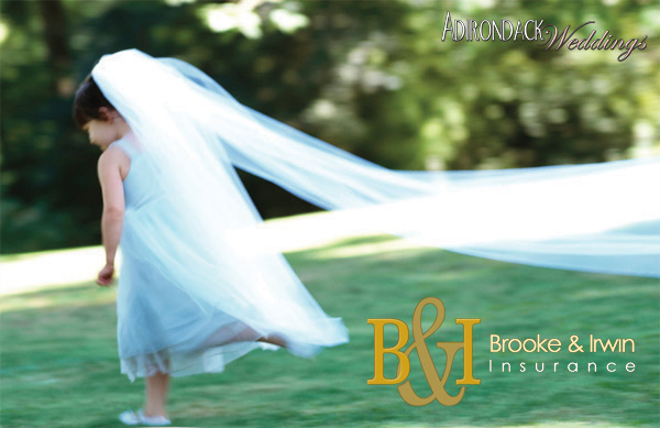 Brooke & Irwin Insurance Agency, Inc. | Adirondack Weddings Magazine