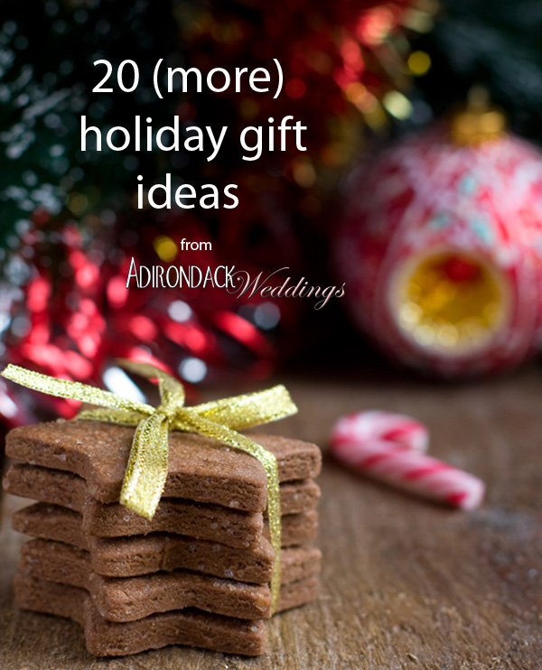 20 Christmas and Holiday Present Ideas | Adirondack Weddings Magazine