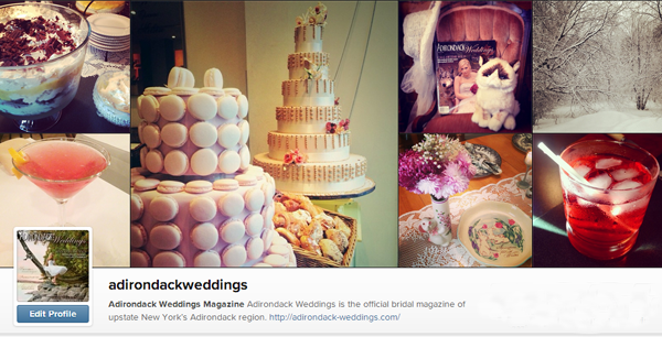 Adirondack Weddings on Instagram