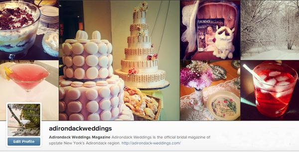 Adirondack Weddings on Instagram
