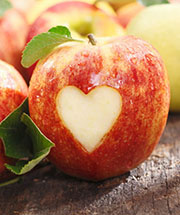 The Adirondack Apple: A Tasty Symbol of Love