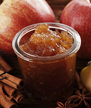 Homemade Adirondack Apple Jelly