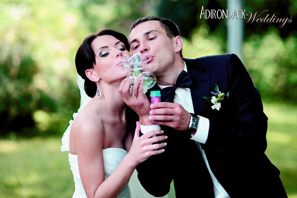 Ideas for an Exit to Remember | Adirondack Weddings Magazine