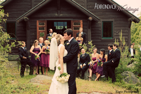 An Exit to Remember | Adirondack Weddings Magazine