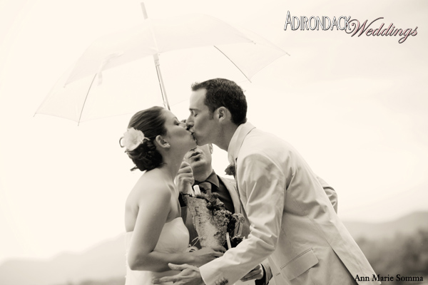 How to Have a Rainy Day Wedding | Adirondack Weddings Magazine