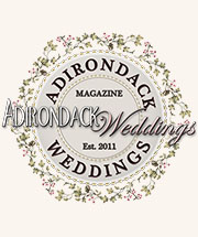 Get the Adirondack Weddings badge for your website
