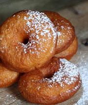 Adirondack Apple Cider Doughnuts