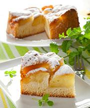 Adirondack Apple Cake