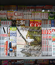 Adirondack Weddings Volume 3: Newsstand Spotting