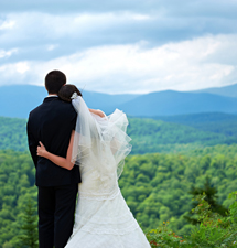 Oak Mountain Resort Wedding Venue