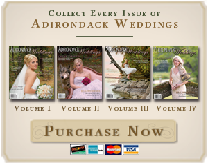 Purchase Adirondack Weddings Magazine Now