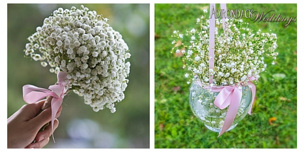 Baby's Breath | Adirondack Weddings Magazine