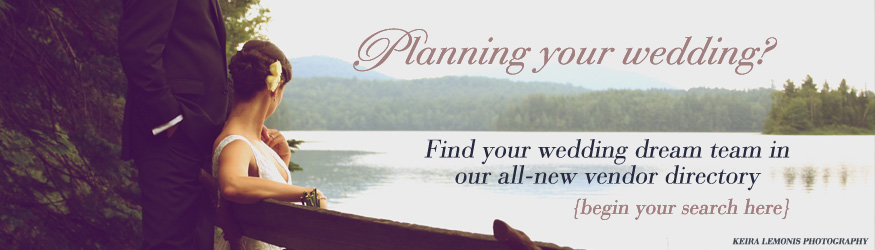 Find your Adirondack wedding vendor!